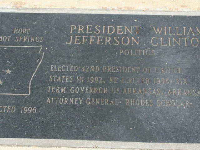 Arkansas Walk of Fame