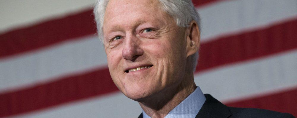 Bill Clinton, The Native Son of Hot Springs