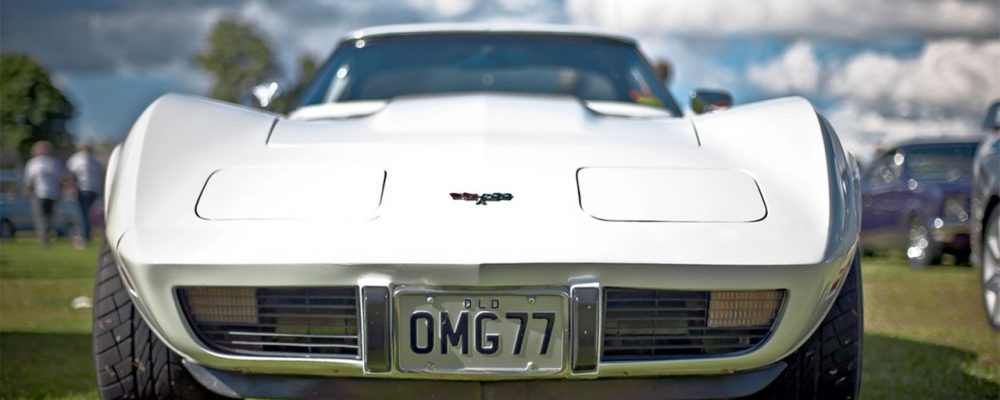 The 20th Annual Hot Springs Corvette Weekend