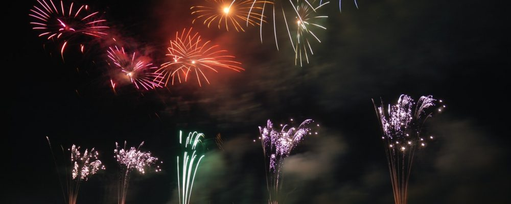 Annual Fireworks Display to Headline Independence Day Celebrations