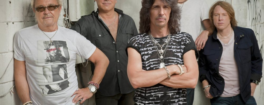 "The Band with a ""Foreigner"", No Matter Where They Go"
