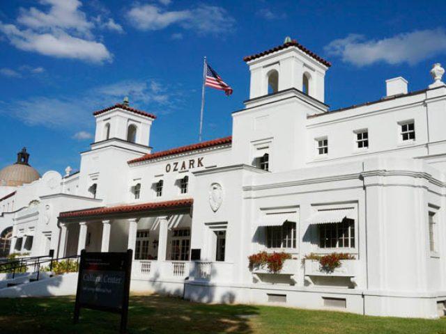 Ozark Bathhouse Cultural Center